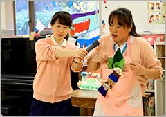 ぽっぽクラブ(未就園児クラス)